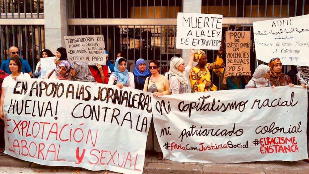 Una generación de trabajadoras que cuestiona al feminismo institucional