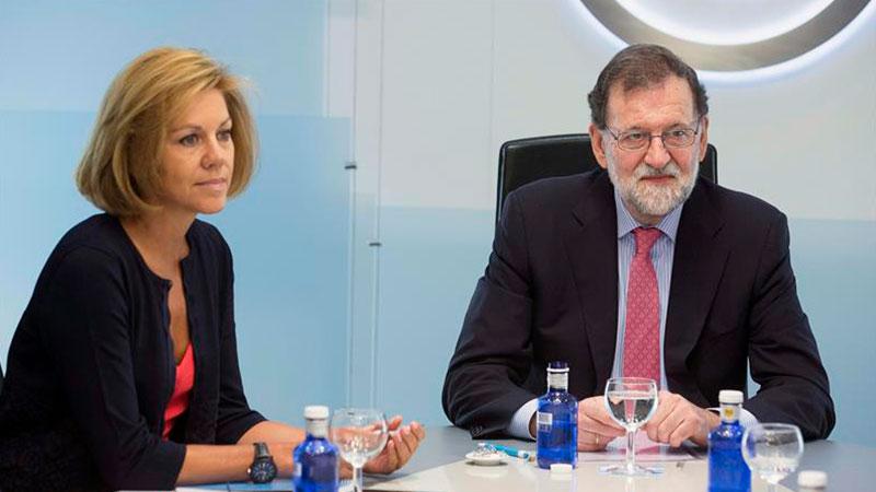 La Amenaza Del 155 Y La Debilidad De Rajoy