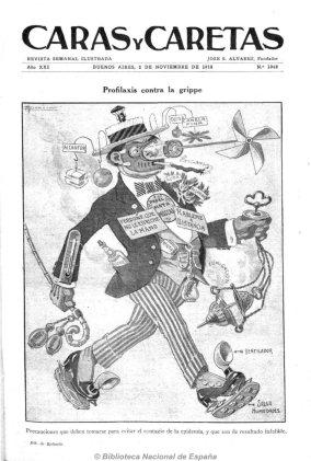 ¿Cómo fue la epidemia de gripe española que mató a millones en 1918?