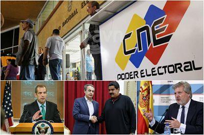 Tras las elecciones aumenta la presión imperialista para una concertación entre Maduro y la MUD