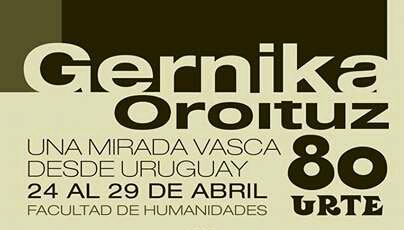 Exposición a 80 años de Gernika en Uruguay