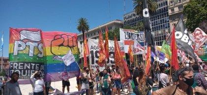 El Frente de Izquierda Unidad convoca a movilizar a 52 años de Stonewall
