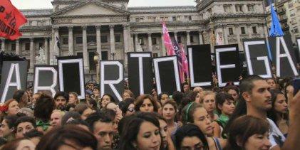 Derecho al aborto: el Gobierno prepara la reglamentación de la ley