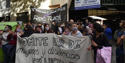 """Comité de Género de Rosario: """"La única manera en que vamos a cambiar la realidad es luchando por nuestros derechos"""""""