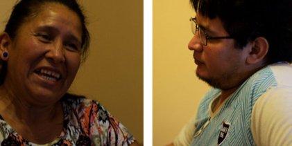 María Ugarte y Eduardo Toro, costureros de una lucha contra la xenofobia y la superexplotación