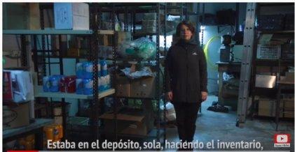 #QuieroTrabajarSinAcoso: conocé el spot de Actrices Argentinas