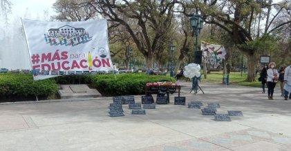 Mendoza: Homenajeamos a los y las compañeras que perdimos en la pandemia