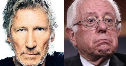 """""""Bernie, ¿estás bromeando?"""": la crítica de Roger Waters a Sanders sobre la """"ayuda"""" a Venezuela"""