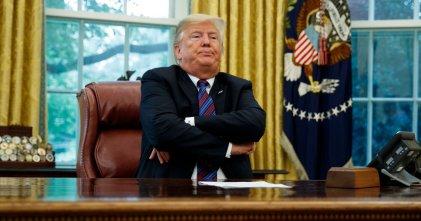Trump cancela financiamiento de EE.UU. a la OMS