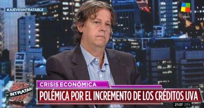 """Christian Castillo sobre Hipotecados UVA: """"El Estado se tiene que hacer cargo"""""""
