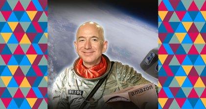 Jeff Bezos al espacio: el sueño del rico | Video de #TodoUnTema