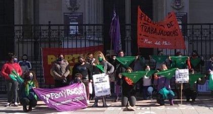 Mar del Plata: jornada de lucha por el derecho al aborto