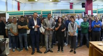 Televisión Pública: denuncian a Lombardi por censurar a periodistas del noticiero