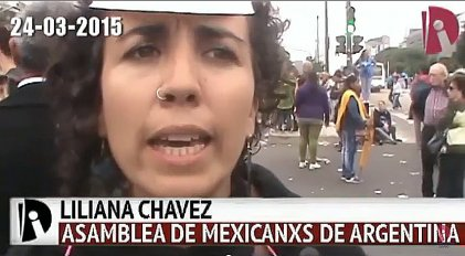 El grito ¡vivos los llevaron, vivos los queremos! volvió a sonar en Argentina