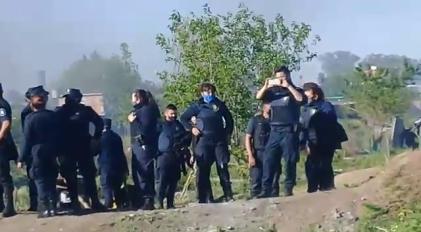 """Rafael Castillo: """"La Policía nos quemó las casillas ilegalmente 14 veces y 14 veces volvimos"""""""