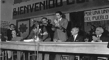 El movimiento estudiantil marplatense de Cámpora a Perón