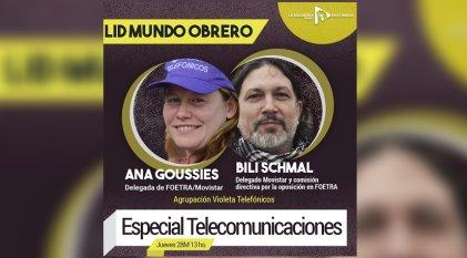 La Izquierda Diario Mundo Obrero: Especial Telecomunicaciones