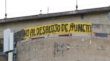 Minetti: los trabajadores no aflojan, la solidaridad tampoco