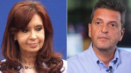 El guiño de Cristina Kirchner a Massa tras el robo en sus oficinas: ¿unidad hasta que duela?