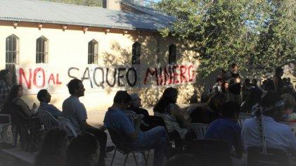 """""""Sin consenso social"""" avanza proyecto minero en Río Negro"""