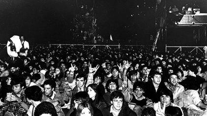 El rock al frente: a 36 años del festival por Malvinas