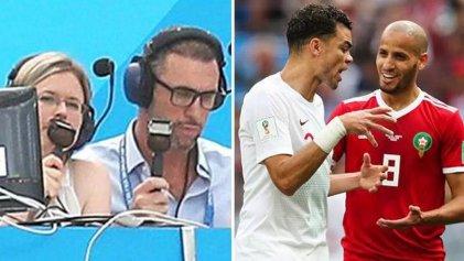 Otra mujer que hace historia: Vicki Sparks, la primera en relatar un gol en un Mundial