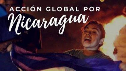 México: convocan a Acción Global en solidaridad con el pueblo nicaragüense