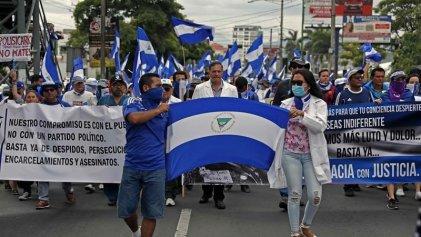 La CIDH eleva a 317 los muertos en Nicaragua