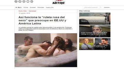 Ruleta rusa sexual: ¿Preocupación o banalización?