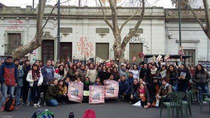 La Plata: el Instituto n°9 va por su tercera semana de una gran lucha en defensa de la educación pública