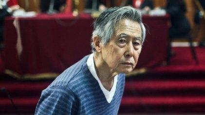 Juzgado peruano anula el indulto a Alberto Fujimori y ordena su captura