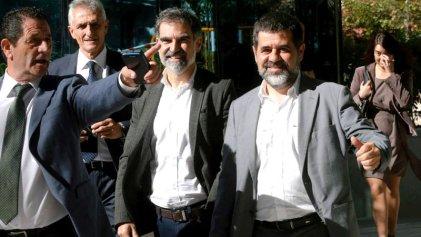 Estado español: Amnistía Internacional denuncia el encarcelamiento de los Jordis