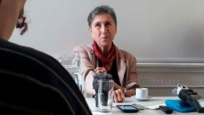 """Silvia Federici: """"Los capitalistas se organizan internacionalmente, nosotras debemos hacer lo mismo"""""""