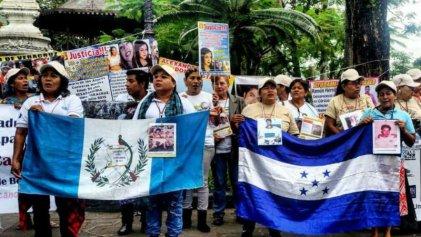 Caravana de madres centroamericanas entra a México