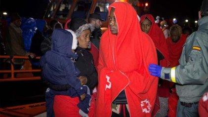 Nuevo crimen social en el Mediterráneo: 53 inmigrantes mueren en el Mar de Alborán