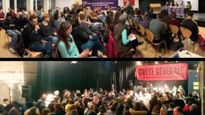 Importantes actividades en París y Munich de organizaciones hermanas del PTS