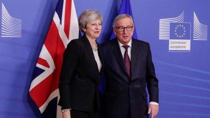 El encuentro entre May y la Comisión Europea: con sabor a poco y sin avances para el brexit
