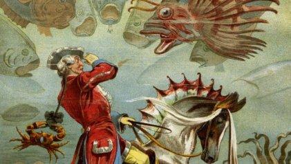 El barón de Münchhausen: la sátira anglosajona y la nobleza decadente