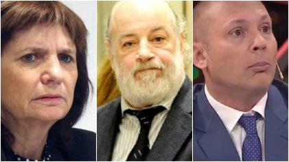 Bullrich, D'Alessio, Bonadio y el G20