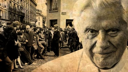 Para Ratzinger, el Mayo francés es el culpable de que haya miles de curas abusadores