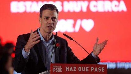 """Elecciones en el Estado español: la prensa del establishment mundial prefiere al """"moderado"""" Pedro Sánchez"""