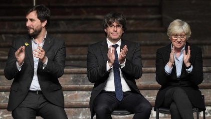 Estado español: Carles Puigdemont podrá ser candidato en las elecciones europeas
