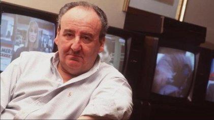 Falleció Héctor Ricardo García, el fundador del diario Crónica y Crónica TV