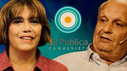 Feministas de ficción: Fabiana Tuñez y Hernán Lombardi estrenan programa en la Televisión Pública