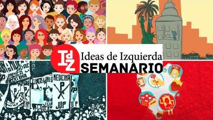 En IdZ: patriarcado y capitalismo; Chalecos Amarillos y la izquierda en Francia; 40 años de la revolución en Nicaragua, y más