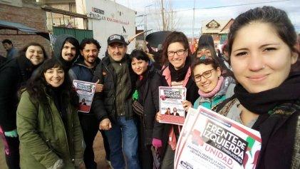 [VIDEO] En Neuquén y en todo el país vamos con el FIT Unidad