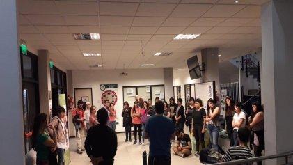 Universidad Nacional de Luján: estudiantes se solidarizan con Madygraf