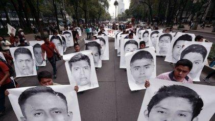 Liberan en México a uno de los principales acusados por la masacre de Ayotzinapa