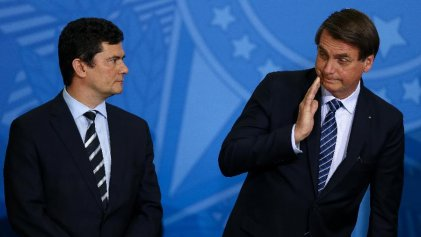 ¿Se termina el matrimonio de conveniencia entre Bolsonaro y la Lava Jato?