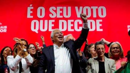 Elecciones en Portugal: ganó el Partido Socialista, pero con baja participación